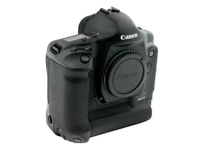 Canon EOS-1D Mark II N Black 8.2 MP Digital SLR Camera - Body Only