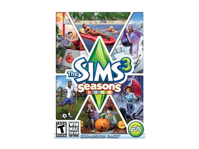 The Sims 3 Seasons (PC/MAC) Limited Edition PC Game EA