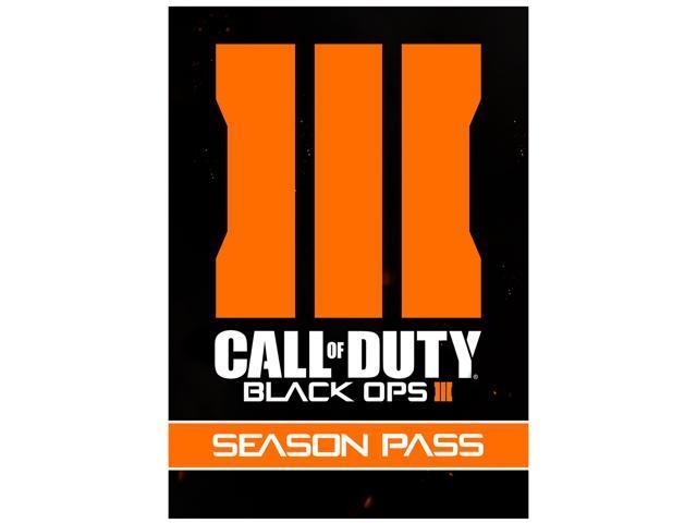 Call of Duty Black Ops Season Pass [Digital Code]
