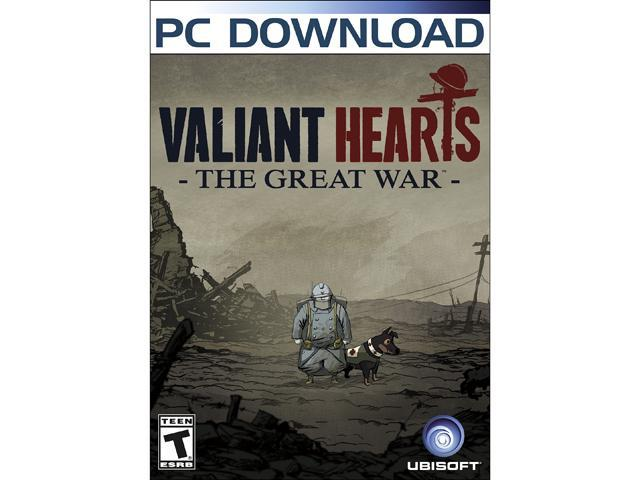 Valiant Hearts: The Great War [Online Game Code]