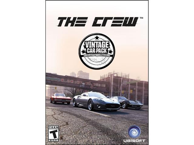 The Crew DLC 4 Vintage Car Pack [Online Game Code]