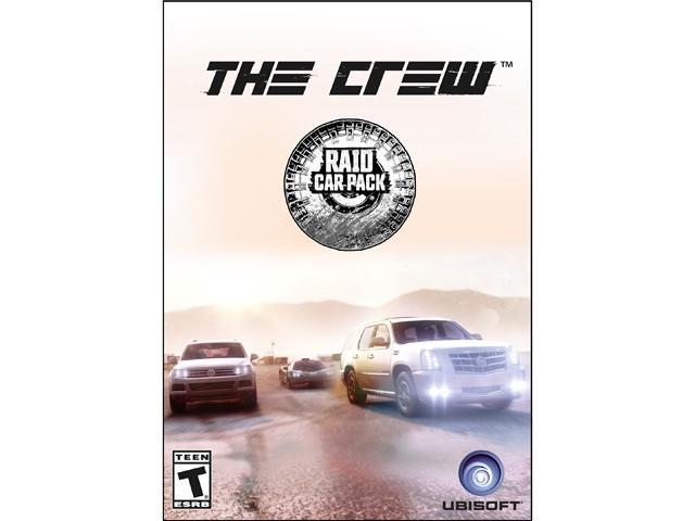 The Crew DLC 5 - Raid Car Pack [Online Game Code]