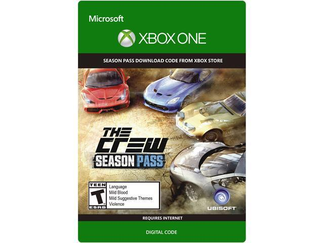 The Crew Season Pass XBOX One [Digital Code]