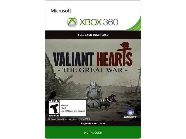 Valiant Hearts XBOX 360 [Digital Code]