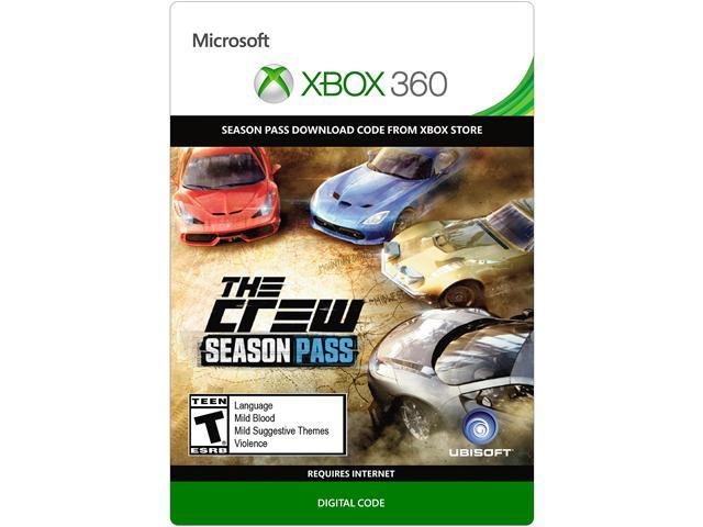 The Crew Season Pass XBOX 360 [Digital Code]