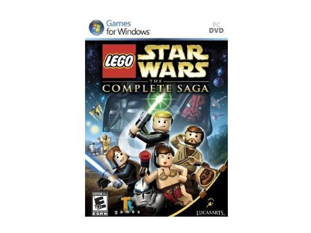 Lego Star Wars: Complete Saga PC Game LUCASARTS