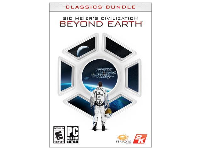Sid Meier's Civilization: Beyond Earth Classics Bundle (Beyond Earth___ Exoplanets Map Pack___ CIV 3 Complete___ 4___ 5) [Online Game Codes]