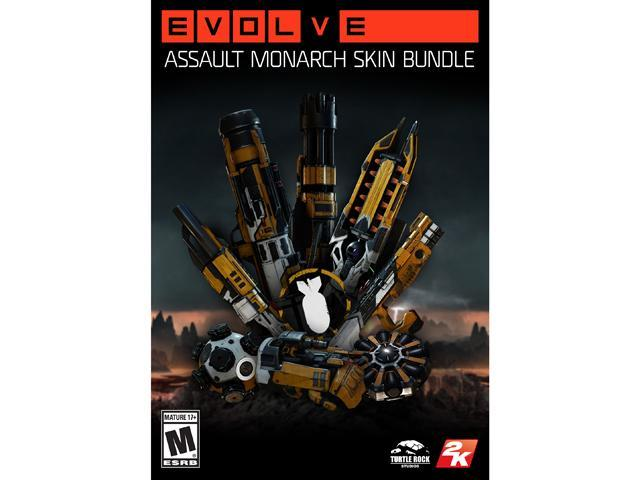 Evolve - Assault Monarch Skin Pack [Online Game Code]