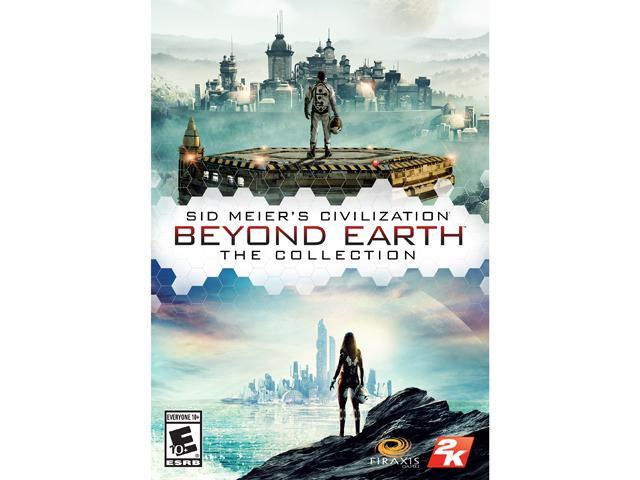 Civilization: Beyond Earth Complete Bundle [Online Game Code]