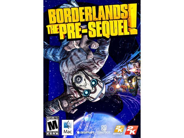 Borderlands: The Pre-Sequel for Mac [Online Game Code]