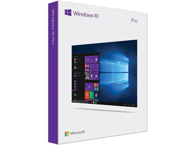 Microsoft Windows 10 Home English Usb Flash Drive: Full Version 32 & 64-bit (USB Flash Drive