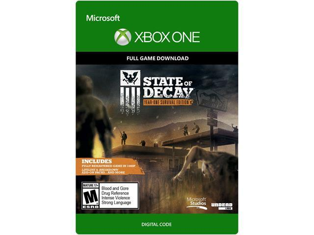 State of Decay XBOX 360 [Digital Code]