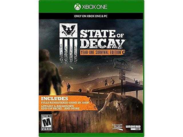 State of Decay: Year-One Survival Edition XBOX One [Digital Code]