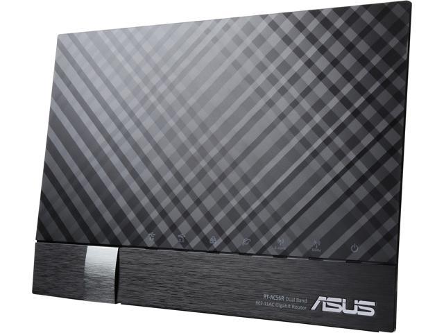 NeweggBusiness - ASUS RT-AC56R 802 11ac Dual-Band Wireless-AC1200