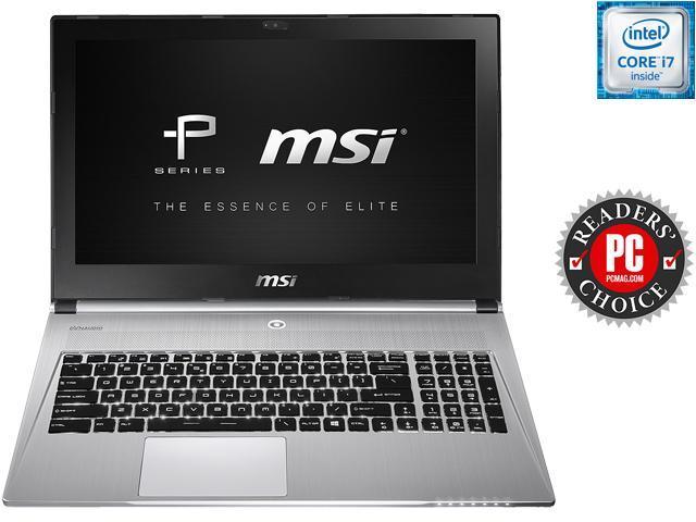 MSI PX60 6QD-002US Gaming Laptop 6th Generation Intel Core i7 6700HQ (2.60 GHz) 16 GB Memory 1 TB HDD NVIDIA GeForce GTX 950M 2 GB GDDR5 15.6