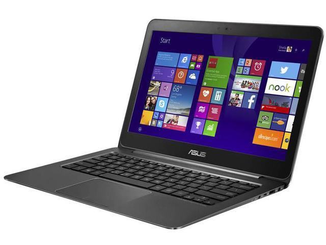 ASUS Zenbook UX305FA-RBM1-GD Ultra-Slim Laptop Intel Core M 5Y10 (0.80 GHz) 256 GB SSD Intel HD Graphics 5300 Shared memory 13.3