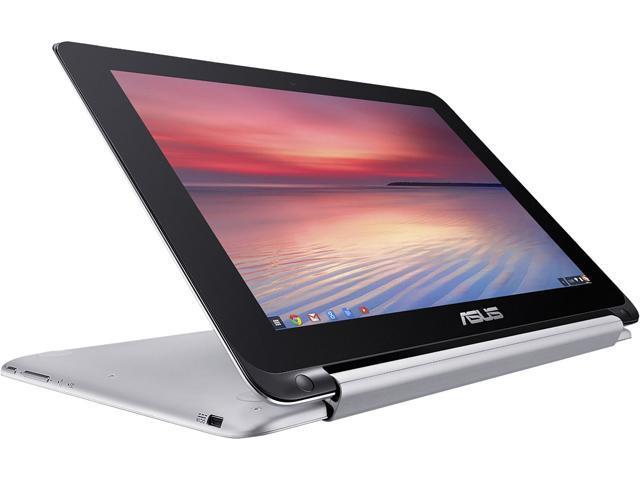 ASUS C100PA-DB02 Chromebook Rockchip RK3288-C (1.80 GHz) 4 GB Memory 16 GB eMMC SSD 10.1