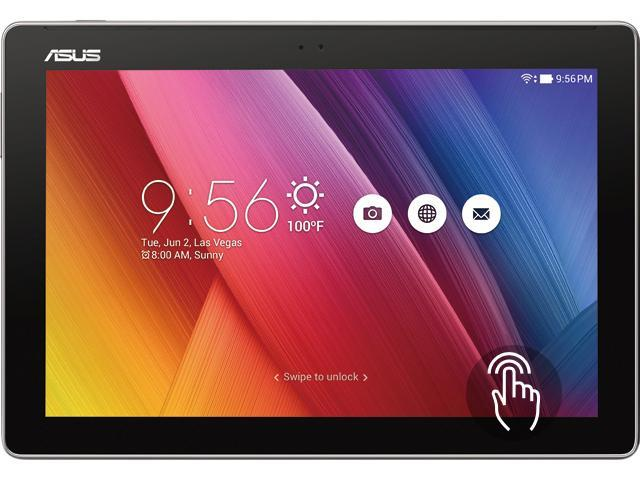 ASUS ZenPad 10 Z300C-A1-BK Intel Atom x3-C3200 1.2 GHz 2 GB LPDDR3 Memory 16 GB eMMC 10.1