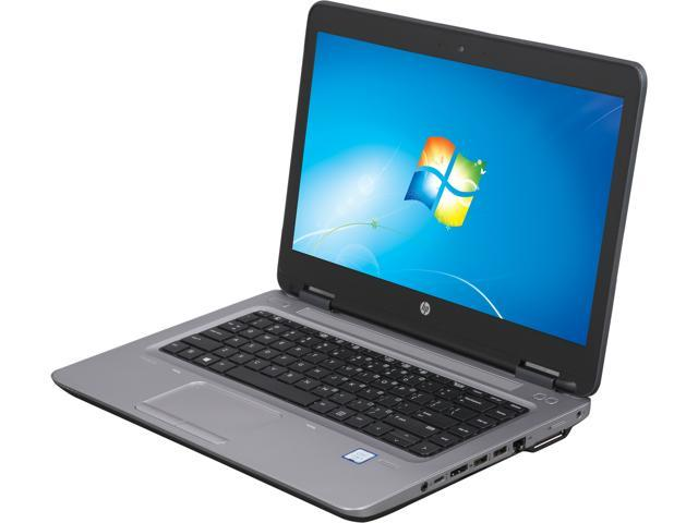 hp laptop probook 640 g2 v1p72ut aba intel core i5 6th gen 6200u ghz 4 gb memory 500 gb. Black Bedroom Furniture Sets. Home Design Ideas