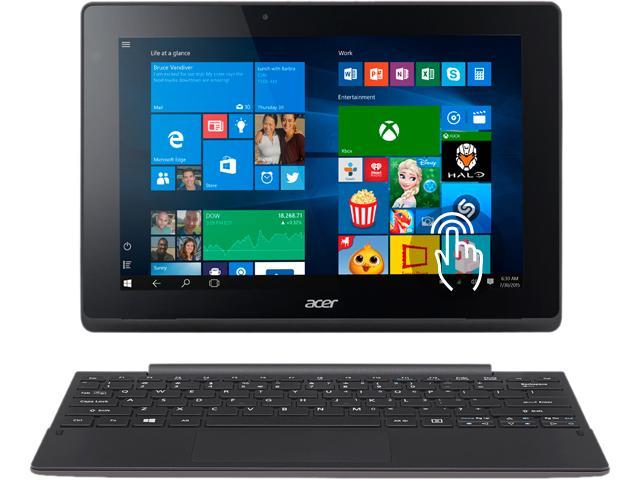 Acer Aspire Switch 10 E SW3-013-12PS 2-in-1 Laptop Intel Atom Z3735F (1.33 GHz) 64 GB eMMC Intel HD Graphics Shared Memory 10.1