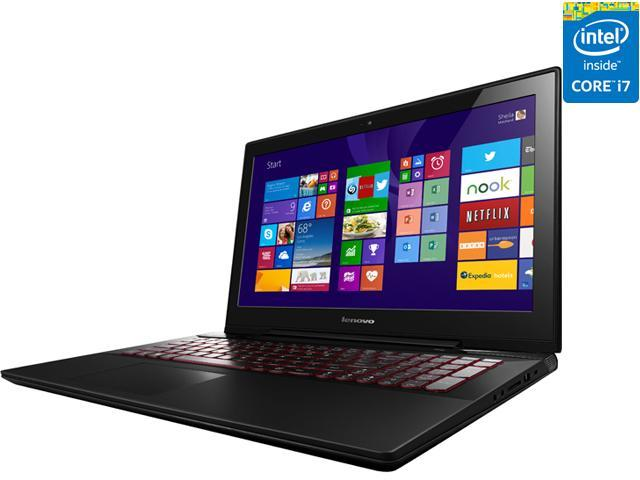 Lenovo Y50 (59442856) Gaming Laptop 4th Generation Intel Core i7 4720HQ (2.60 GHz) 8 GB Memory 1 TB HDD 8 GB SSD NVIDIA GeForce GTX 960M 2 GB GDDR5 15.6