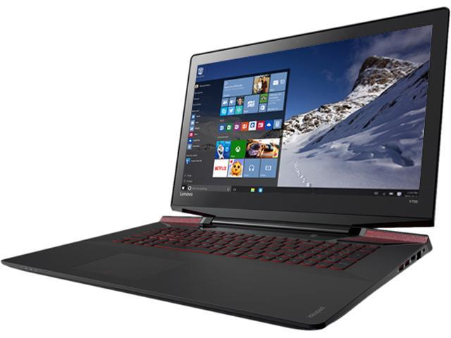 Lenovo IdeaPad Y700 (80Q0000EUS) Gaming Laptop 6th Generation Intel Core i7 6700HQ (2.60 GHz) 16 GB Memory 256 GB SSD NVIDIA GeForce GTX 960M 4 GB GDDR5 17.3