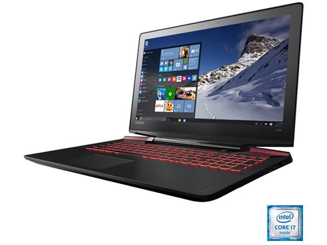 Lenovo IdeaPad Y700 (80NV0029US) Gaming Laptop Intel Core i7 6700HQ (2.60 GHz) 8 GB Memory 256 GB SSD NVIDIA GeForce GTX 960M 4 GB GDDR5 15.6