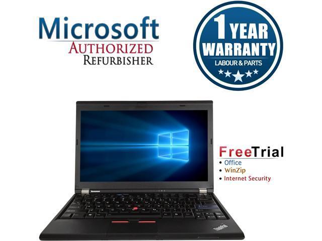 NeweggBusiness - Refurbished Lenovo ThinkPad X230 12 5