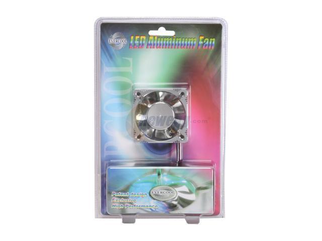 EVERCOOL FAN-ALED6025B2 60mm Case cooler