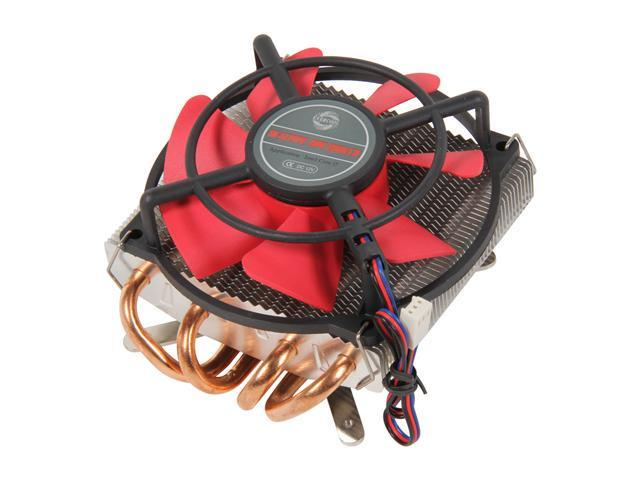 EVERCOOL HPKC-10025EA 100mm Ever Lubricate AMD/ Intel i5 CPU Cooler
