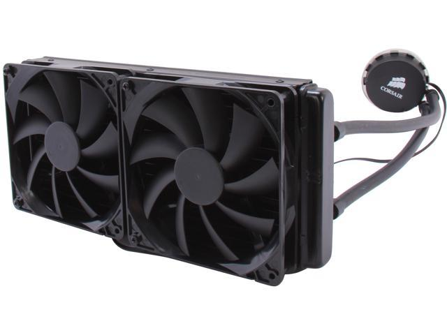 CORSAIR Hydro Series H110 Extreme Performance Water/Liquid CPU Cooler. 280mm