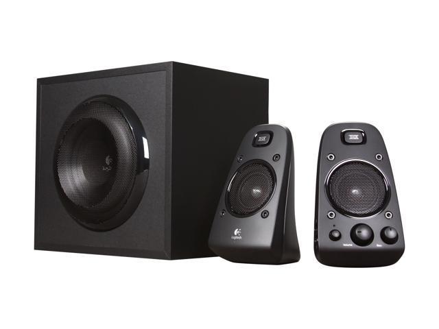 Logitech Z623 200 W 2.1 Speaker System___ THX-Certified