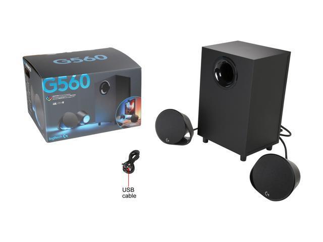 NeweggBusiness - Logitech G560 G Lightsync PC Gaming Speaker