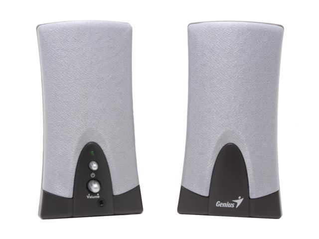 Genius SP-Q06S 2.0 Queen Shape Speaker