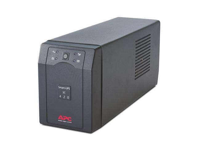 APC SC420I 420 VA 260 Watts Smart-UPS SC 420VA 230V European Version - 240V