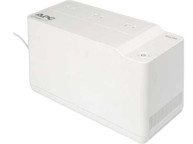 NeweggBusiness - APC Back-UPS Connect BGE70 125 VA 75 Watts