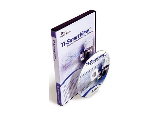 Texas Instruments TISMARTVIEW TI-SmartView 2.0 Emulator Software