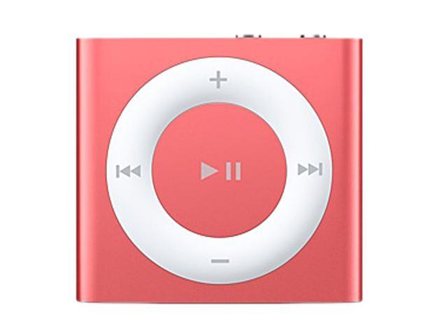 Apple iPod shuffle 4th Gen Pink 2GB MP3 Player MD773LLA