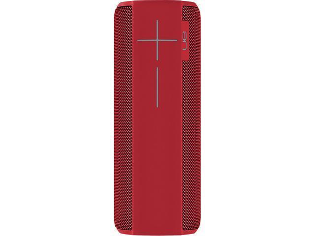 Ultimate Ears Megaboom Wireless Portable Speaker Portable Audio & Headphones Lava Red