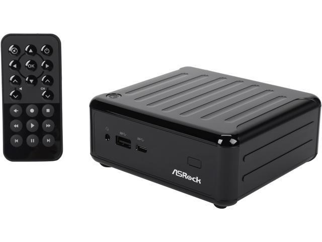 ASRock Beebox N3150/B 2 x 204Pin SO-DIMM Mini / Booksize Barebone System