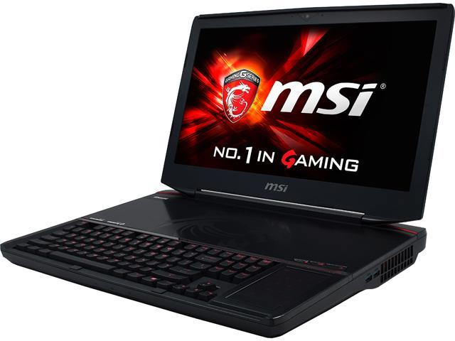 MSI GT80 2QE(TITAN SLI)-294XUS Latest 5th Gen. Intel Core i7 5950HQ processor Intel HM87 GeForce GTX 980M SLI GDDR5 8GB 1 x HDMI Barebone