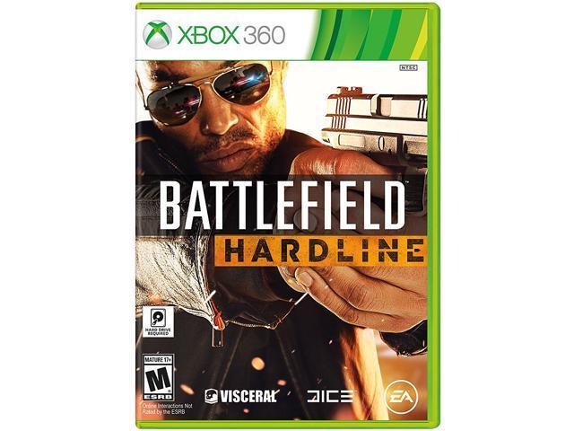 Battlefield Hardline Xbox 360