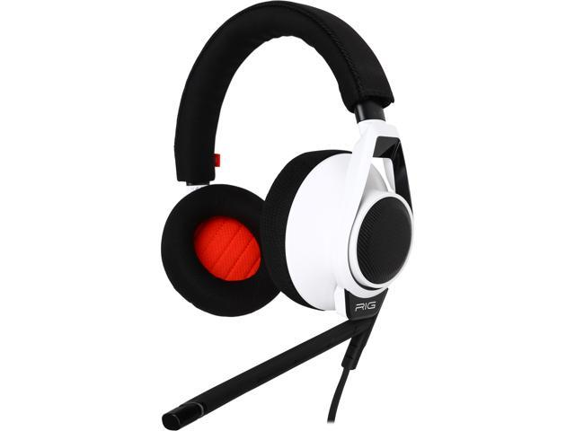 Plantronics Over-Ear 3.5mm Wired Gaming Headphones (White)