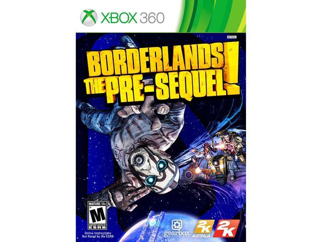 Borderlands: The Pre-Sequel Xbox 360