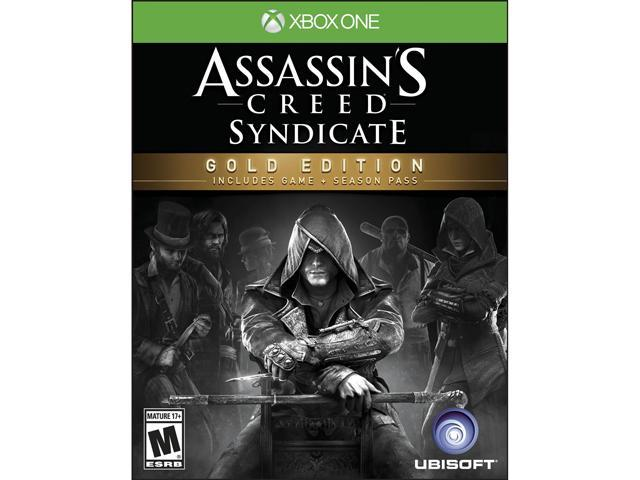 Assassin's Creed Syndicate Gold Edition - Xbox One