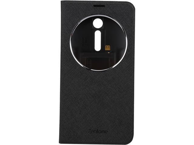 ASUS Black ZenFone 2 View Flip Cover Deluxe (ZE551ML) 90AC00F0-BCV006