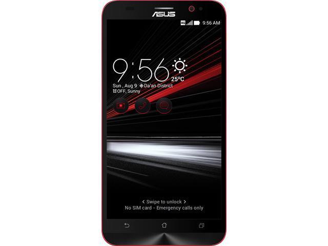 "Asus ZenFone 2 Deluxe Special Edition___ 5.5"" Unlocked Smartphone___ Intel 2.3GHz___ 4GB RAM___ 128GB Storage (ZE551ML-23-4G128G-SE)"