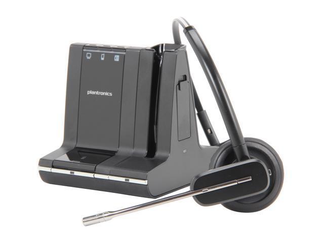 Pc headphones led - Plantronics Savi W745-M - headset Overview