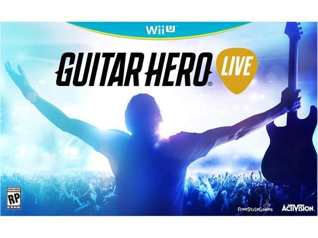 Guitar Hero Live - Nintendo Wii U