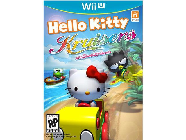 Hello Kitty Kruisers Wii U